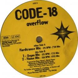 Code-18 – Overflow
