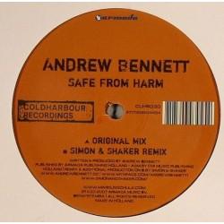Andrew Bennett – Safe From Harm
