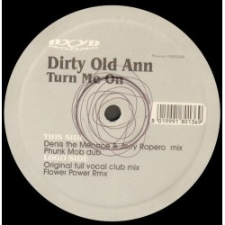 Dirty Old Ann ‎– Turn Me On