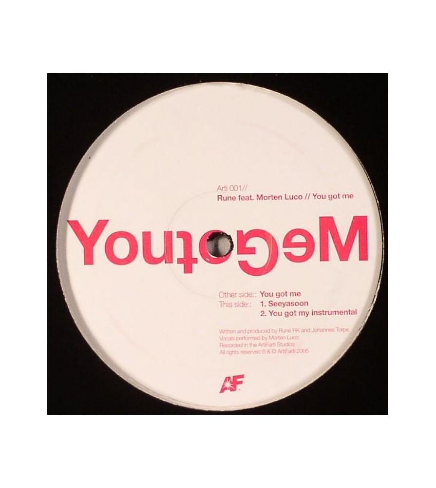 Rune Feat. Morten Luco – You Got Me