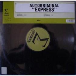 Autokriminal - Express (IMPORT)