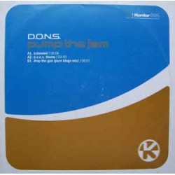 DONS ‎– Pump The Jam (KONTOR RECORDS)