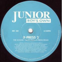 X-Press 2 – The Sound