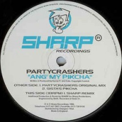 Partycrashers – Ang' My Pikcha