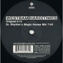 Westbam – Hard Times