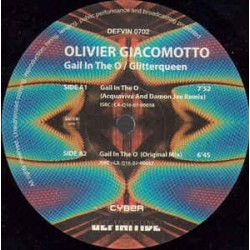 Olivier Giacomotto – Gail In The O / Glitterqueen