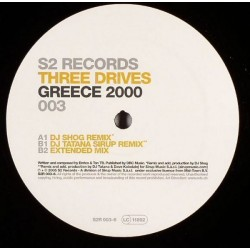 Three Drives On A Vinyl - Greece 2000 (S2 RECORDS)