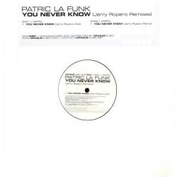 Patric La Funk – You Never Know (Jerry Ropero Remixes)