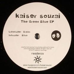 Kaiser Souzai – The Green Blue EP
