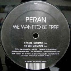 DJ Peran - We Want To Be Free(MELODIA ESTILO BARTHEZZ)
