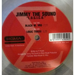 Jimmy The Sound ‎– L.O.G.I.C.O.