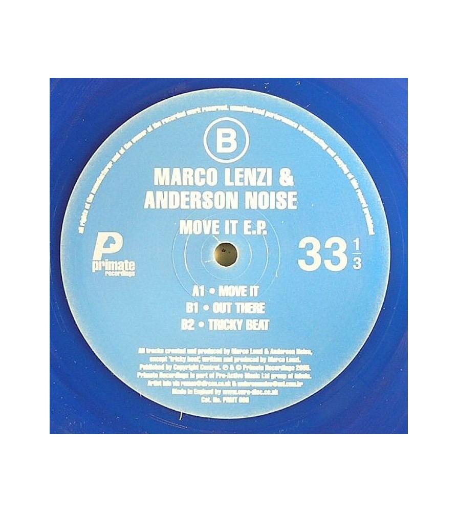Marco Lenzi & Anderson Noise – Move It EP