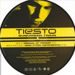 DJ Tiësto – Suburban / Urban Train