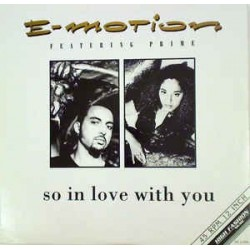 E-Motion Featuring Prime – So In Love With You