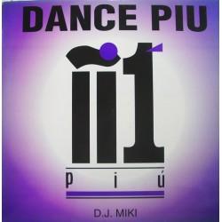 DJ Miki – Dance Piu