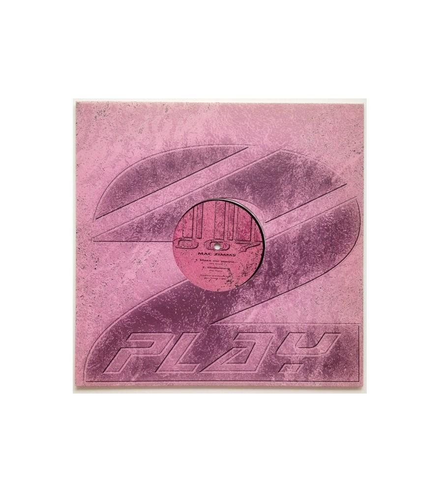 Mac Zimms – L'Annonce Des Couleurs (2PLAY RECORDS)