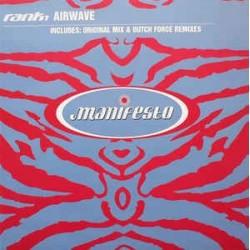 Rank 1 - Airwave (EDICIÓN HOLANDESA A 1 CARA)