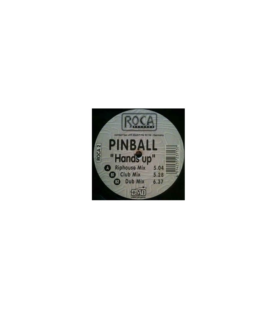Pinball - Hands Up (COPIA IMPORT)