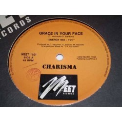 Charisma  – Grace In Your Face (SELLO VALENCIANO ALLIANCE¡¡ JOYA¡)
