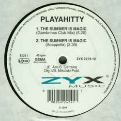 Playahitty - The Summer Is Magic