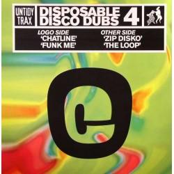 Disposable Disco Dubs 4