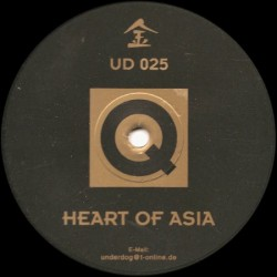 Dj Quicksilver ‎– Heart Of Asia