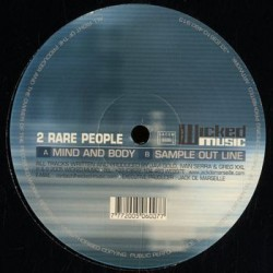 2 Rare People ‎– Mind & Body