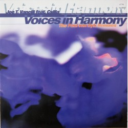Joe T. Vannelli Feat. Csilla – Voices In Harmony (The Paul Van Dyk Remixes)