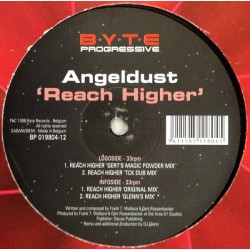 Angel Dust ‎– Reach Higher
