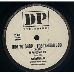 Rim 'N Chop – The Italian Job