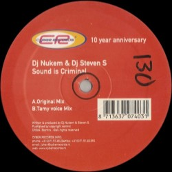 DJ Nukem & DJ Steven S – Sound Is Criminal