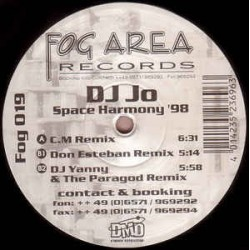 DJ Jo ‎– Space Harmony '98