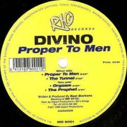 Divino – Proper To Men