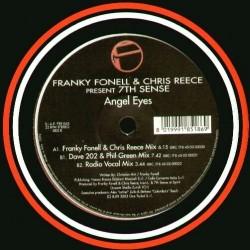 Franky Fonell & Chris Reece Present 7th Sense – Angel Eyes