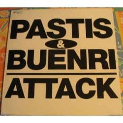 Pastis & Buenri – Vol. 1 - Attack (The New Generation)