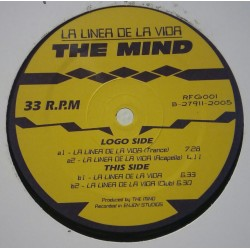 The Mind ‎– La Linea De La Vida (REPRESS)