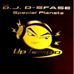 DJ D-Sfase – Special Planets