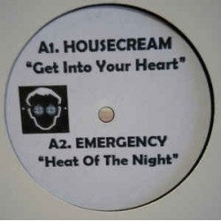 Various ‎– Get Me Into Your Heart / In The Heat Of The Night / Get On Up (Remix) / Kiu's One (Perc-A-Pella)