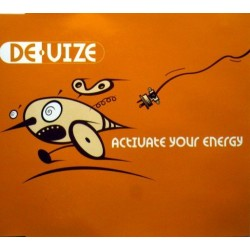 De-Vize ‎– Activate Your Energy (ORBIT-A)