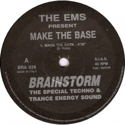 The EMS ‎– Make The Base