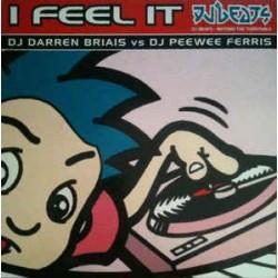 DJ Darren Briais vs. DJ Peewee Ferris – I Feel It