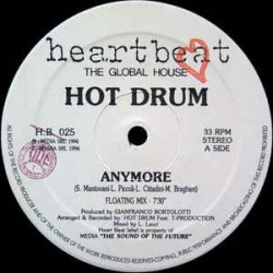 Hot Drum ‎– Anymore