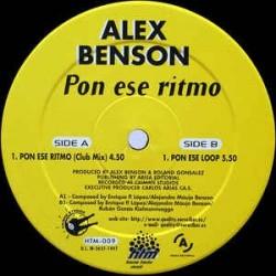 Alex Benson – Pon Ese Ritmo