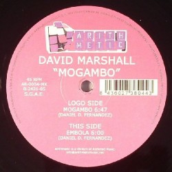 David Marshall – Mogambo (TECHNO MUY BUENO¡¡)