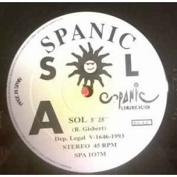 Spanic - Sol