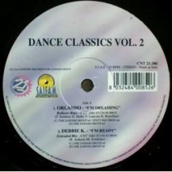 Various - Dance Classics Vol. 2(INCLUYE ORLANDO-IM DREAMING¡¡)