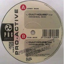 Pro-Active ‎– Cult House