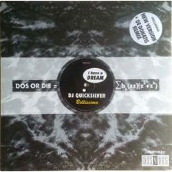 DJ Quicksilver - I Have A Dream / Bellissima (CNR)