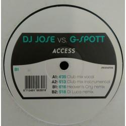 DJ Jose vs. G-Spott - Access