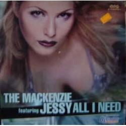 The Mackenzie  Featuring Jessy – All I Need(2 MANO,TEMAZO¡¡ PORTADA GENÉRICA)